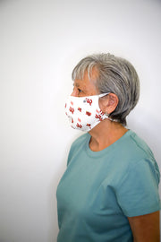 breathable face masks