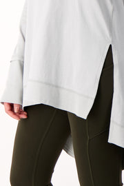 tunic top with leggings