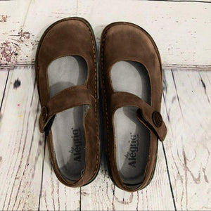 Women Outfit Alegria Paloma Mary Jane Loafers