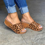ALL SEASON WEDGE HEEL SANDALS