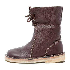 Comfy Soft Leather Boots