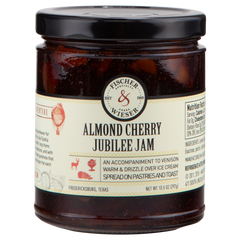 Almond Cherry Jubilee Jam