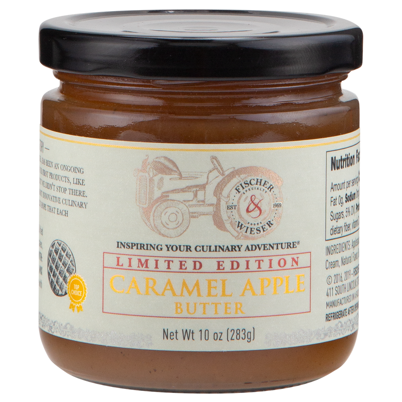 Limited Edition Caramel Apple Butter