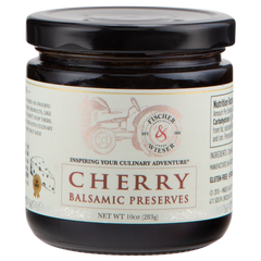 Cherry Balsamic Preserves