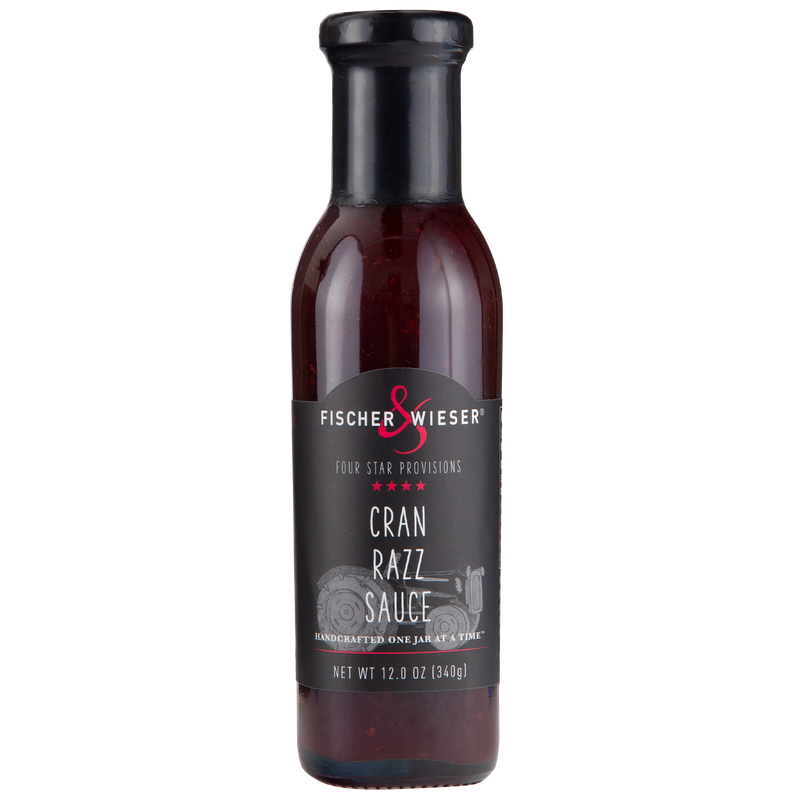 Four Star Cran Razz Sauce 12oz