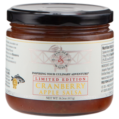 Limited Edition Cranberry Apple Salsa