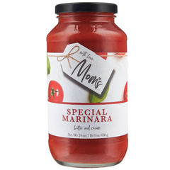 Mom's Special Marinara Sauce 24oz