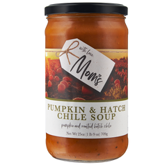 Mom's Pumpkin & Hatch Chile Soup 23oz