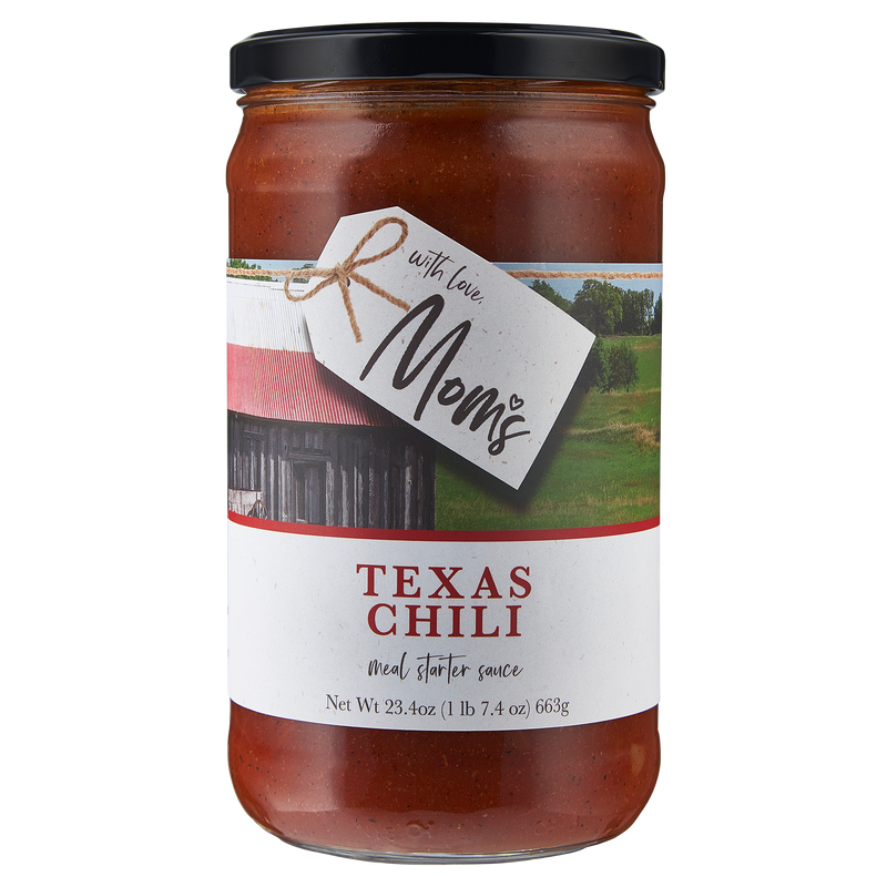 Mom's Texas Chili Meal Starter 23.4oz