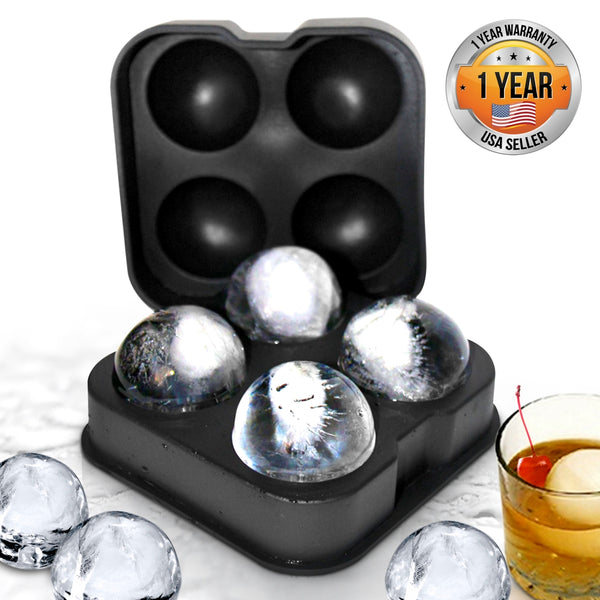 Round Ice Ball Mold Tray NC4IBS