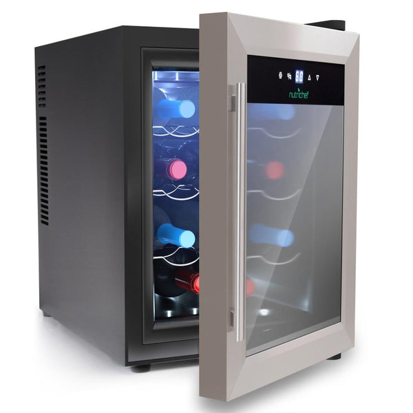 Wine Cooler 12-Bottle Capacity PKTEWC125