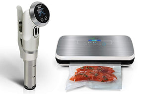 Sous Vide Immersion Circulator Cooker with Vacuum Sealer SOUSVA1KT