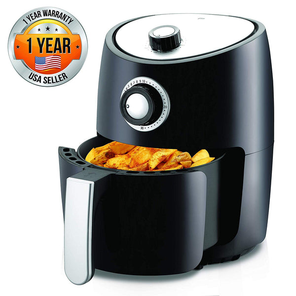 Nutrichef PKAIRFR18 Air Fryer Oven-Air Fryer-NutriChef Kitchen