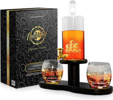 Whiskey & Wine Decanter Set NCGDS16