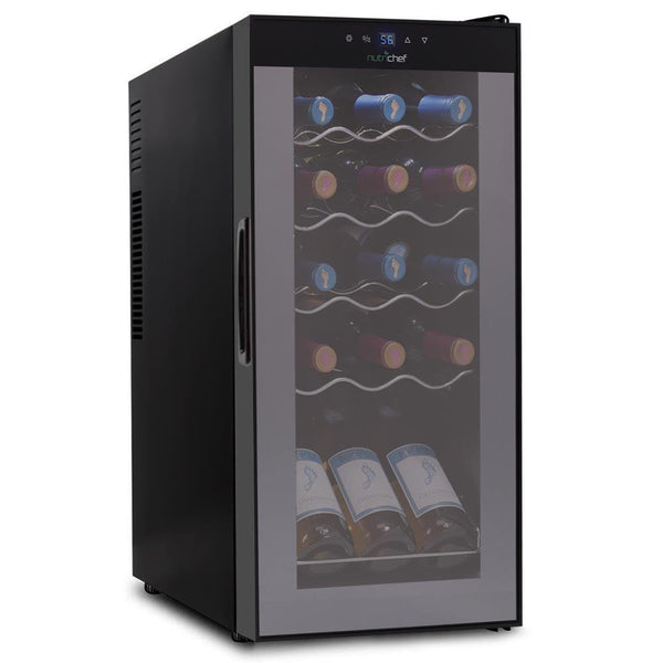 Wine Cooler 12-Bottle Capacity PKCWC12