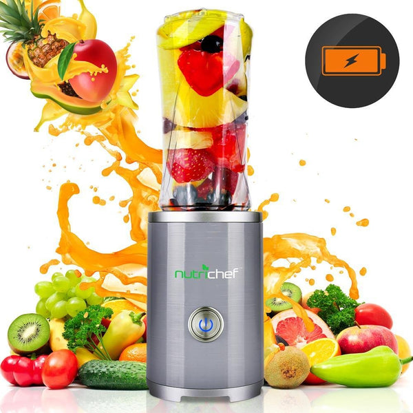 Compact & Portable Food Blender NCBL100RC