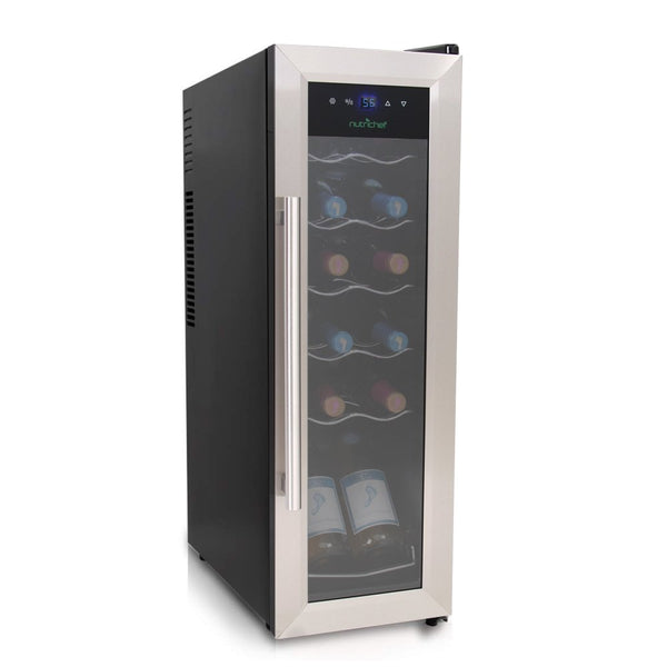 Smart Wine Cooler Refrigerator PKCWC12