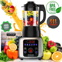 Electric Kitchen Blender with Heating NCBLSM150