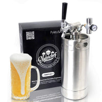 Beer Mini Keg System 128oz PKBRTP100.5