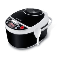 Digital Pressure Cooker & Slow Cooker PKPRC16