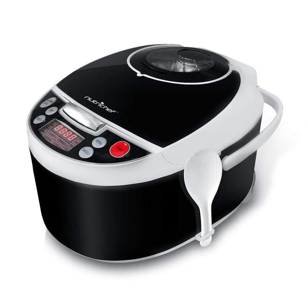 NutriChef Digital Pressure Cooker & Slow Cooker PKPRC16-Ovens & Cookers-NutriChef Kitchen
