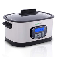 Electric Slow Cooker 6.5 QT PKPC45