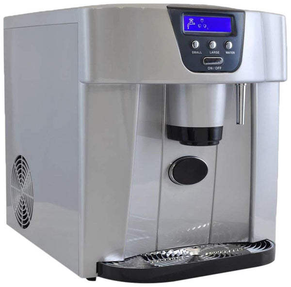 NutriChef Ice Maker & Dispenser 1.8L PICEM75.0-Fridges, Coolers & Ice Makers-NutriChef Kitchen