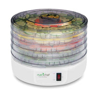 NutriChef Multi-Tier Electric Food Dehydrator Machine PKFD12