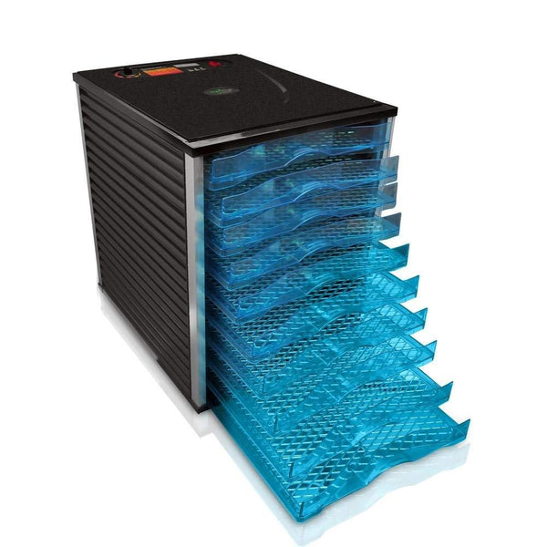 NutriChef Multi-Tier Food Dehydrator Machine PKFD25-Dehydrators & Steamers-NutriChef Kitchen