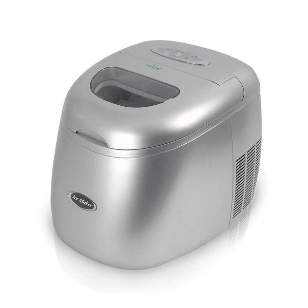 NutriChef Portable Ice Maker Machine Upgraded PICEM15-Fridges, Coolers & Ice Makers-NutriChef Kitchen
