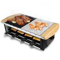 Raclette Cheese Melter & Grill PKGRST54
