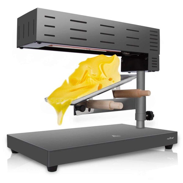 NutriChef Raclette Cheese Melter PKCHMT17-Candy & Snacks-NutriChef Kitchen