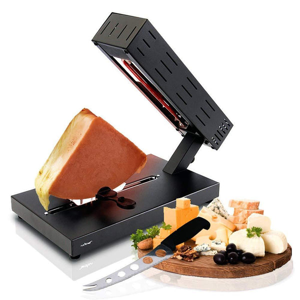 NutriChef Raclette Cheese Melter PKCHMT26-Candy & Snacks-NutriChef Kitchen