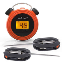 NutriChef Smart Wireless Grill Thermometer PWIRBBQ60