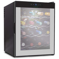NutriChef Wine Cooler 16-Bottle Capacity PKTEWC160