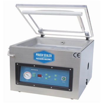 PS-VC400D-Double Seal Vacuum Chamber
