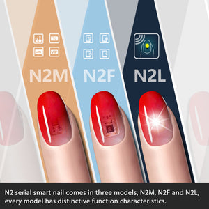The Smart Nail FOB