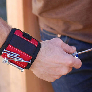The Smart Magnetic Wristband