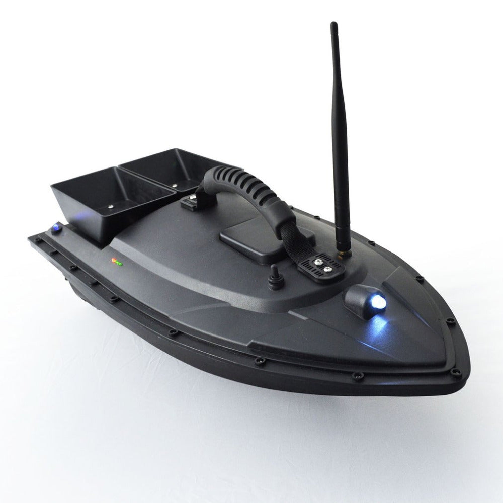 The Smart Remote Controlled Fishing Bait Boat