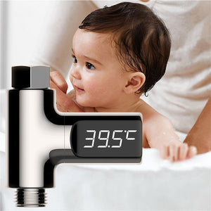 The Smart Shower Thermometer
