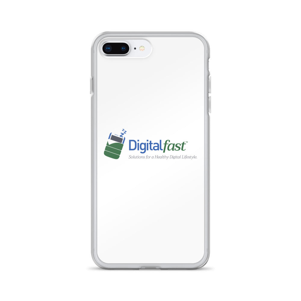 Digital Fast iPhone Case
