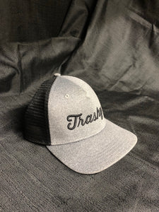 Dark Gray Trashy SnapBack