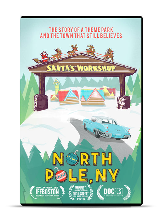 North Pole, NY Deluxe Edition DVD