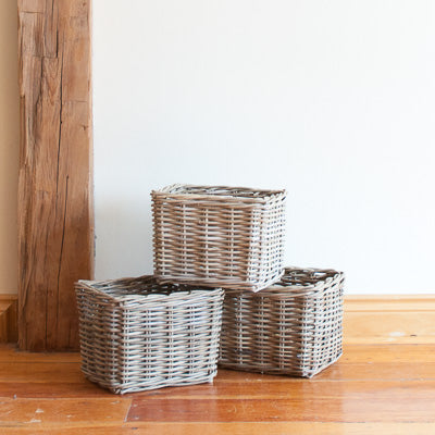 Cubby baskets