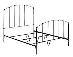 Purpose-built exceptionally solid bed frame