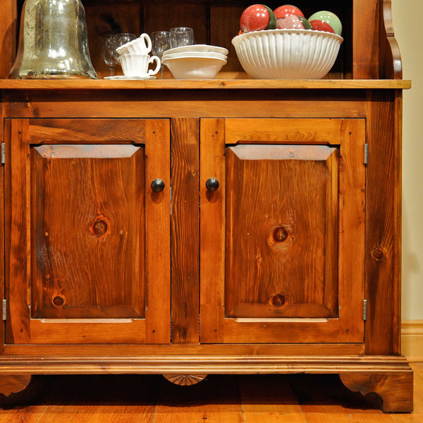 Alamos Cabinet in Rustic Cherry