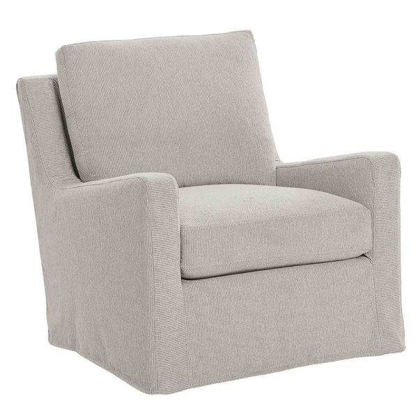 Rawson Chair in Jockey Pebble