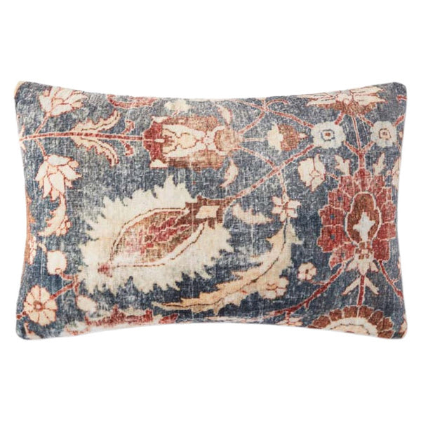 Autumn Cushion in Dusty Mauve