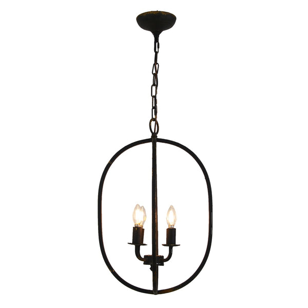 Echols Pendant - Black