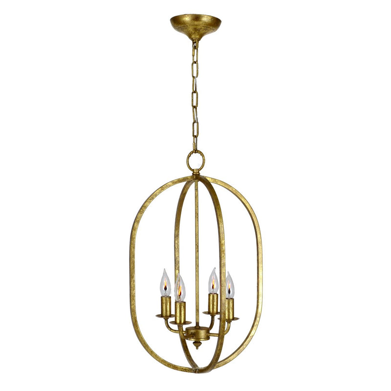 Echols Pendant - Gold